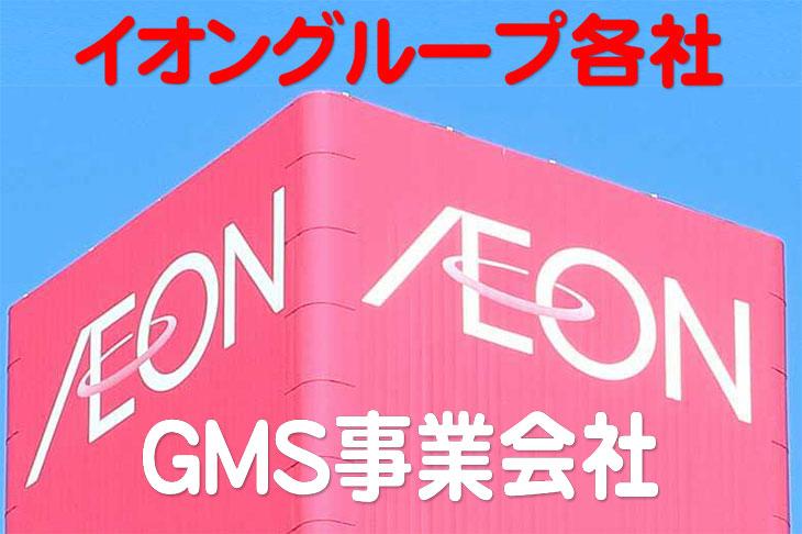 イオングループのGMS事業会社