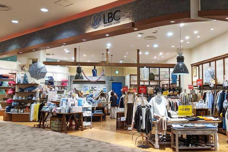 LBCの店舗