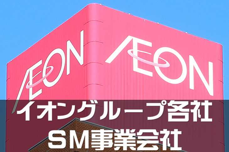 イオングループのSM事業をメインとする会社