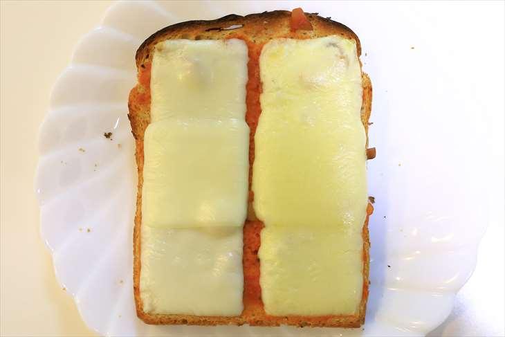 トップバリュ ベストプライス とろけるスライスチーズ
