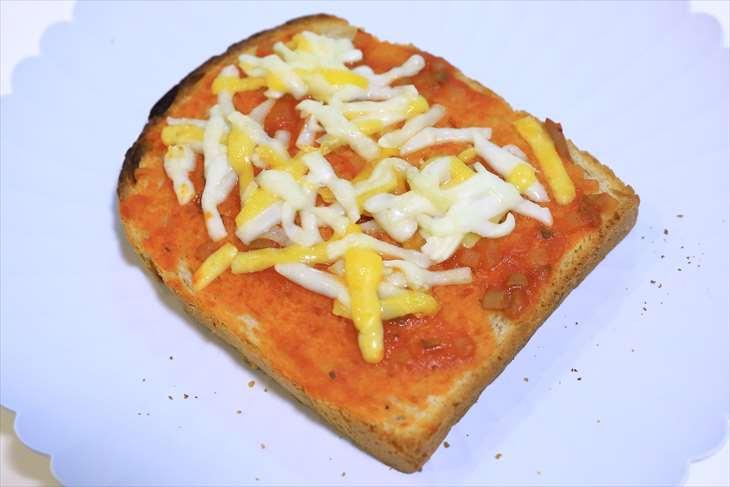 トップバリュ 具の多いピザソース