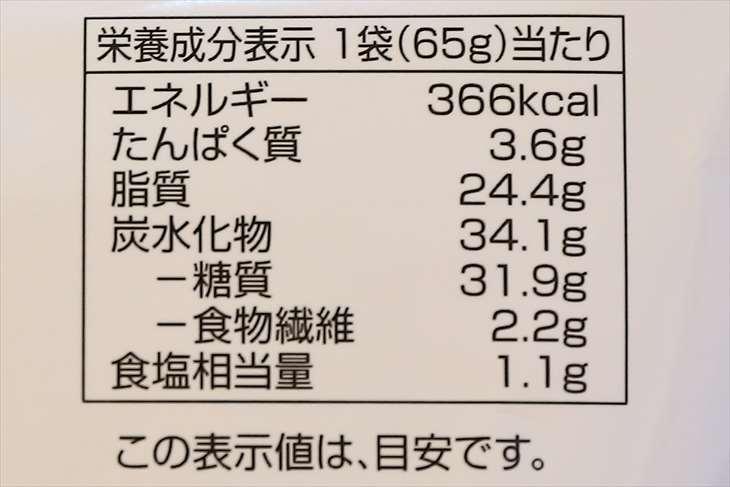 トップバリュ ベストプライス 厚切りカットポテトチップス サワークリームオニオン味のカロリー