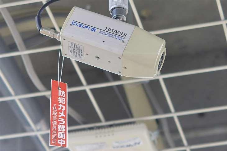 イオン等のスーパーの監視カメラ・防犯カメラはいつも見ている人がいるの?プライバシーの問題は大丈夫?